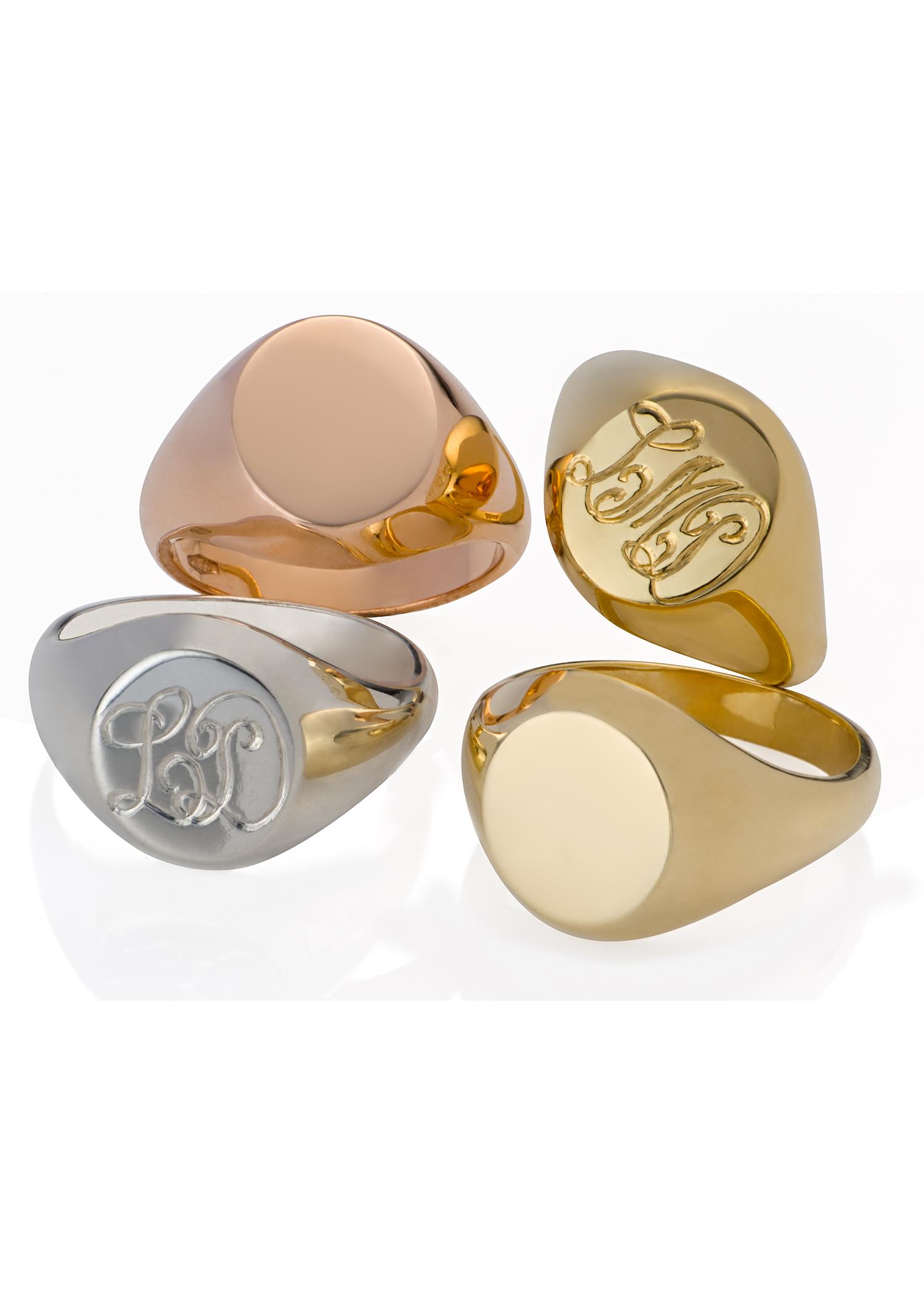 the lannah dunn monogram ring  u2013 lannah dunn